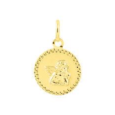 Medaille Or Jaune Ange Hani - Pendentifs Unisexe | Marc Orian