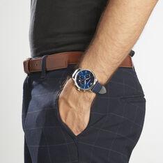 Montre Emporio Armani Giovanni Bleu - Montres Homme | Marc Orian