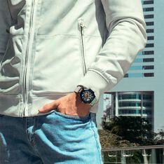 Montre Montignac M Automatique Bleu - Montres automatique Homme   Marc Orian