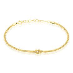 Bracelet Assil Or Jaune - Bracelets chaînes Femme   Marc Orian
