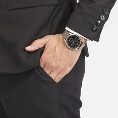 Montre Boss Companion Noir - Montres Homme   Marc Orian