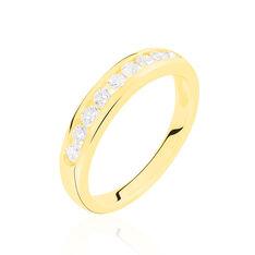 Alliance Giulia Or Jaune Diamant - Alliances Femme   Marc Orian