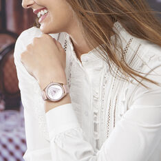 Montre Guess Tri Glitz Blanc - Montres Femme | Marc Orian