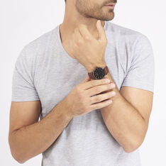 Montre Pierre Lannier Collection Elegance Style Noir - Montres Homme | Marc Orian