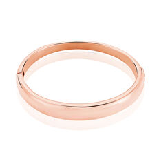 Bracelet Jonc Yara Acier Rose - Bracelets jonc Femme | Marc Orian
