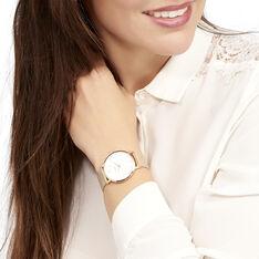Montre Cluse Minuit Blanc - Montres Femme   Marc Orian