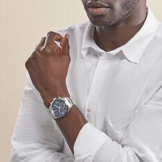 Montre Lotus Minimalist Bleu - Montres classiques Homme | Marc Orian