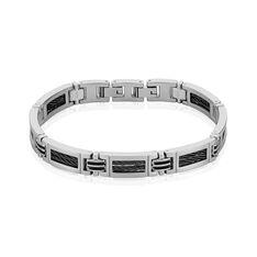 Bracelet Acier Blanc - Bracelets Homme | Marc Orian