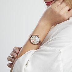 Montre Olivia Burton Sparkle Florals Blanc - Montres Femme   Marc Orian