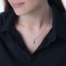 Collier Or Et Diamant - Colliers Femme   Marc Orian