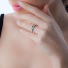 Bague Julianne Or Diamant - Bagues Femme   Marc Orian