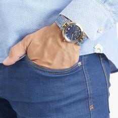 Montre Michel Herbelin Newport Bleu - Montres classiques Homme | Marc Orian