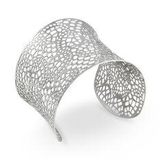 Bracelet Jonc Aimy Acier Blanc - Bracelets jonc Femme   Marc Orian
