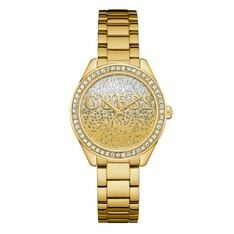 Montre Guess Glitter Champagne - Montres Femme | Marc Orian