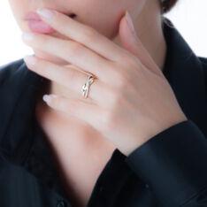 Bague Seraphia Or Jaune Diamant - Bagues Femme | Marc Orian