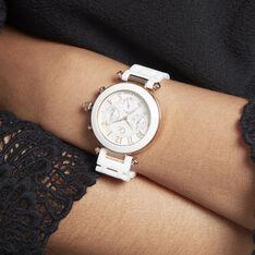Montre Gc Primechic Blanc Sunray - Montres Femme | Marc Orian