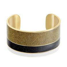 Bracelet Jonc Marie-adelaide Acier Jaune - Bracelets jonc Femme | Marc Orian