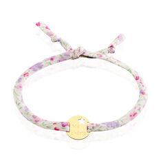 Bracelet Omelia Message Or Jaune - Bracelets cordons Enfant | Marc Orian
