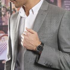 Montre Seiko Classique Noir - Montres classiques Homme   Marc Orian