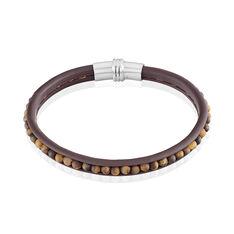 Bracelet Acier Blanc Quartz - Bracelets Homme | Marc Orian