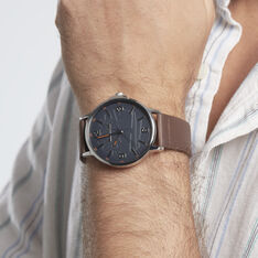 Montre Timberland Glencove Bleu - Montres Homme | Marc Orian
