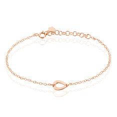 Bracelet Anh Argent Rose - Bracelets chaînes Femme | Marc Orian