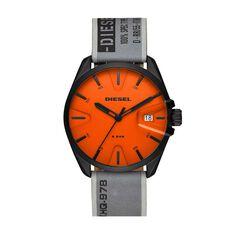 Montre Diesel Ms9 Orange - Montres Homme | Marc Orian