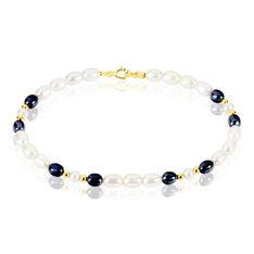 Bracelet Sissie Or Jaune Perle De Culture - Bracelets chaînes Femme | Marc Orian