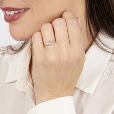 Bague Cyranna Or Blanc Diamant - Bagues Femme | Marc Orian