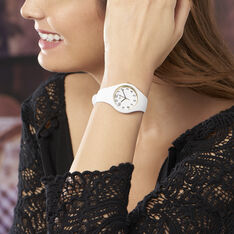 Montre Ice Watch Glam Blanc - Montres sport Femme | Marc Orian