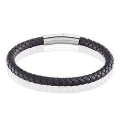 Bracelet Angelo Acier Blanc - Bracelets Homme   Marc Orian