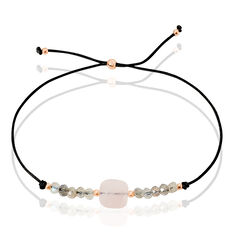 Bracelet Abinaya Argent Blanc Quartz - Bracelets fantaisie Femme | Marc Orian