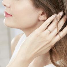 Bague Smina Or Jaune Diamant - Bagues Femme | Marc Orian