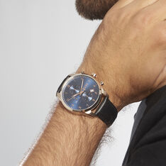 Montre Boss Skymaster Bleu - Montres Homme | Marc Orian