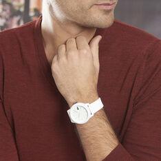 Montre Lacoste 12.12 Blanc - Montres classiques Homme | Marc Orian