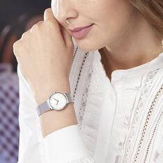 Montre Codhor Fleur Blanc - Montres classiques Femme   Marc Orian