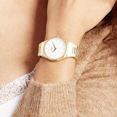 Montre Cluse Vigoureux Blanc - Montres classiques Femme | Marc Orian