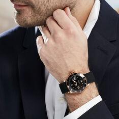 Montre Ice Watch Steel Noir - Montres Unisexe   Marc Orian