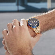 Montre Ice Watch Steel Bleu - Montres Homme | Marc Orian