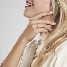 Bague Fatos Plaque Or Jaune Oxyde De Zirconium - Bague fantaisie Femme   Marc Orian