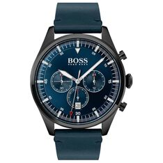 Montre Boss Pioneer Bleu - Montres Homme | Marc Orian