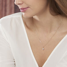 Collier Or Et Oxyde - Colliers Femme | Marc Orian