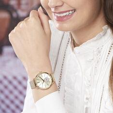 Montre Michael Kors Portia Champagne - Montres Femme | Marc Orian