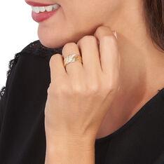 Bague Darie Or Jaune Diamant - Bagues Femme   Marc Orian