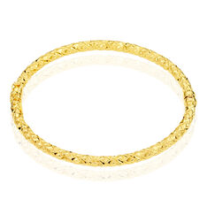 Bracelet Jonc Jennie Diamante Or Jaune - Bracelets jonc Femme | Marc Orian