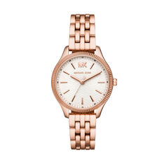 Montre Michael Kors Lexington Blanc - Montres Femme | Marc Orian