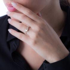 Solitaire Or Et Diamant - Bagues Solitaire Femme   Marc Orian