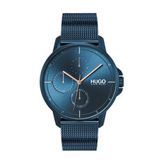 Montre Hugo Focus Bleu - Montres Homme | Marc Orian