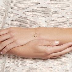 Bracelet Lamiya Or Jaune - Bracelets chaînes Femme | Marc Orian