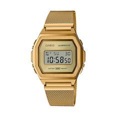 Montre Casio Collection Vintage Iconic Dore - Montres Famille | Marc Orian
